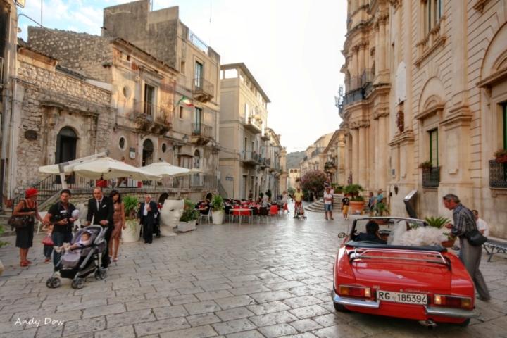 Sicilian Wedding